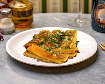 Immagine di Cannelloni d'oca al foie gras