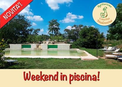Immagine di Weekend in piscina