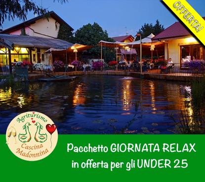 Immagine di Buono Regalo per Soggiorno Relax under 25